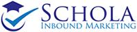 Schola Inbound Marketing Logo