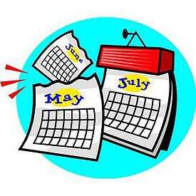 Flying calendar