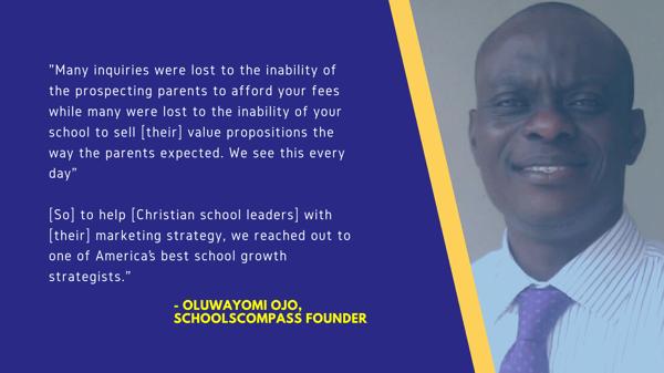 Oluwayomi Ojo | SchoolsCompass