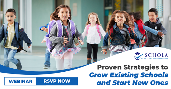 [REGISTER] Proven Strategies to Grow Existing Schools and Start New Ones
