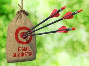 Hit your targets with professional email marketing campaigns