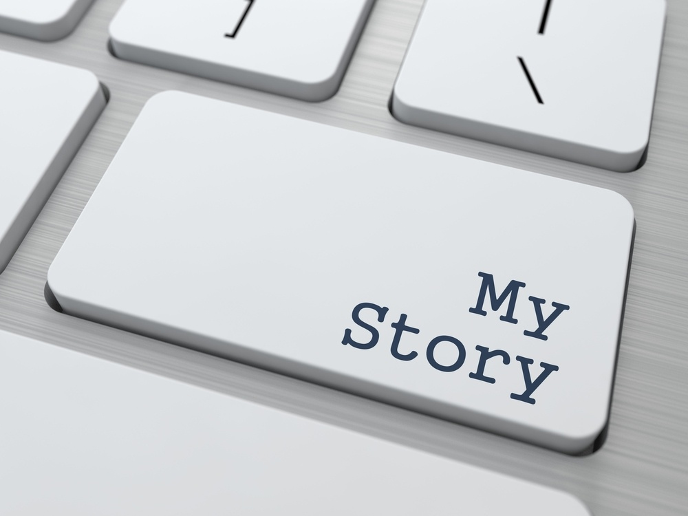 Telling a story is a great way to engage your prospective parents' hearts
