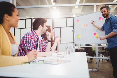 Marketing automation can offload your staff of repetitive tasks, and will manifest its benefits via an increase in work productivity and overall results.