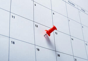 Schedule a period and a deadline for when you want your parents to opt-out.
