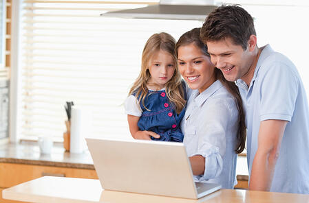 With content marketing, build a relationship with your prospective families that goes deeper as time passes and as the process goes on.