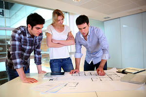 Conduct brainstorming sessions with your team. In thinking of topics to write, more heads are better than one.