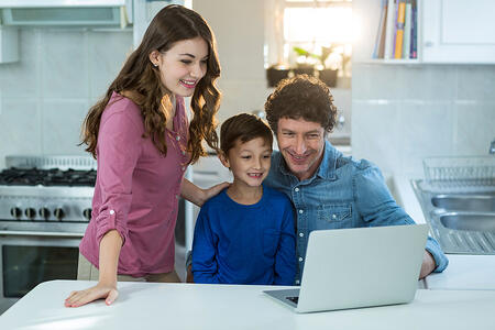 You can learn insights about your prospects and current families to build your strategies and campaigns.