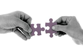 Show parents that your school can provide the missing pieces to their family's puzzle