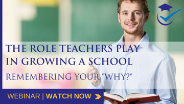 The Role Teachers Play in Growing a School
