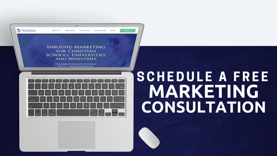 Schedule a Free Marketing Consultation